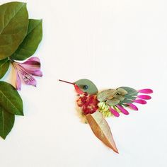 Tattoo idea - Incredible Nature Art by Bridget Beth Collins
