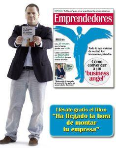 """Entrevista a Alejandro Suárez, autor de libro """"Ha llegado la hora de montar tu empresa"""", que regala Emprendedores en junio  """"El emprendedor español es un 'hombre orquesta´"""""""