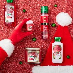 Take your pick! NEW Red Velvet Cheer is here for a limited time only! | #SantaSquad