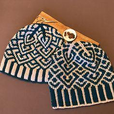 Ravelry: Nanaimo pattern by Susan Ashcroft