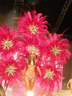 St. Tropez- designed by my cousin Gail Cabral for Trinidad Carnival 2012