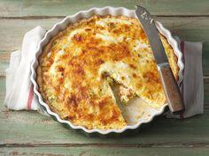 Savukalapiiras Quiche, Healthy Recipes, Healthy Food, Bread, Cheese, Dinner, Baking, Breakfast, Desserts