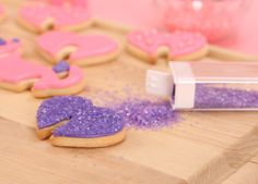 Sprinkle Kits are perfect for helpers with little hands!