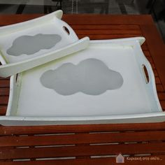 From boring to interesting! How to change your trays tutorial!