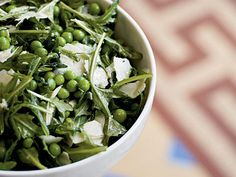 Fresh English Pea Salad with Mint and Pecorino   Celebrate the season with these 20-minute recipes using the freshest produce.
