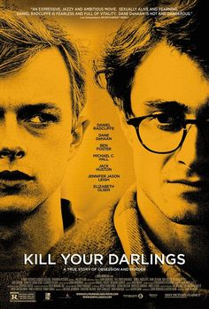 First Look: New 'Kill Your Darlings' Poster