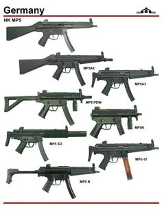 Germany: HK MP5