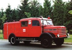 Old Trucks, Fire Trucks, Fire Engine, Ambulance, Buses, Hungary, Firefighter, Cars And Motorcycles, Recreational Vehicles
