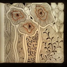 My Zendoodle 365-project, day 79 by Nadik on deviantART