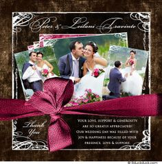 19 Best Personalized Wedding Thank You Ideas Inspiration Images
