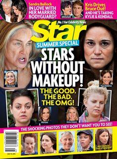 Star Magazine Stars Without Makeup Johnny Depp Jennifer Aniston Justin Theroux Star Magazine, Cool Magazine, Magazine Covers, Celebrity Gossip, Celebrity News, Jen And Justin, Kate Makeup, Veterans Day Celebration, Free Magazines