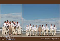 Darcie & Tyler 10.1.15 | Daytona Beach Wedding and Cruise! - Kylene and Ryan Studios