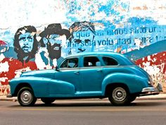 YUP, and when I get there, I'll go cruising in one of these beauties - Cruisin': A Gallery of Havana's Car Culture