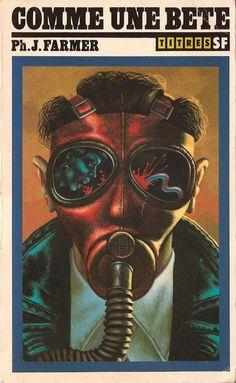 Old Sci Fi Paperback Artwork