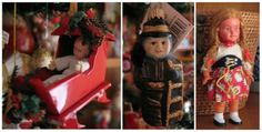 Belsnickle Blogspot : Links to Old-Fashioned Christmas (Weihnachtsmann) Ornaments