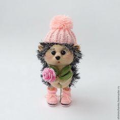 Cute Crochet, Crochet Toys, Knit Crochet, Easy Crochet Patterns, Crochet Stitches, Crochet Animals, Softies, Needle Felting, Crochet Projects