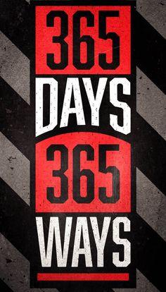 365 Days 365 Ways iPhone Wallpaper - iPhone Wallpapers