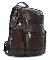 Tumi Bravo Leather 14'' Laptop-Rucksack 092681DB2