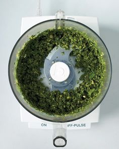 How to Make a Healthy Pesto