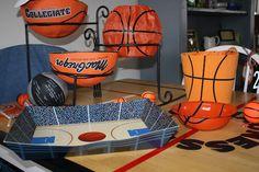 Basketball serving ideas