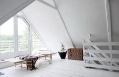 La maison d'Anna G.: Une ferme danoise transformée