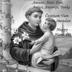 13. lipanj - juni rimokatolički vjernici slave svetog Antuna Padovanskoga
