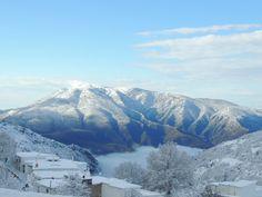 Snow time in Capileira /Nieve en Capileira.