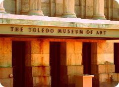 Toledo, Ohio - great art museum!