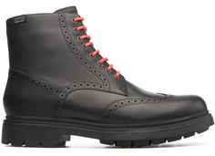 Camper Hardwood K300029-001 Ankle boots Men. Official Online Store Romania