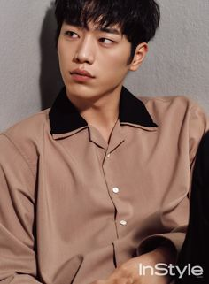 Seo Kang Joon has a pictorial in the August issue of InStyle, check it out! Handsome Korean Actors, Kang Jun, Seung Hwan, Seo Joon, Cute Actors, Kdrama Actors, Asian Actors, Korean Celebrities, Good Looking Men