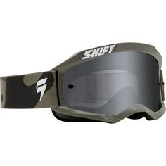 Shift WHIT3 Label Camo Goggles  #RePin by AT Social Media Marketing - Pinterest Marketing Specialists ATSocialMedia.co.uk