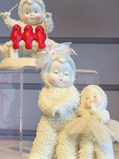 Add a playful touch to your #Christmas #decorations this year with these #adorable #cherubs! #SoCute | www.georgianchristmas.ca