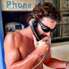 """So Brody Jenner tweeted """"They still exist!"""" and I clicked on the photo...boy I was not prepared for such sexiness! He is damn well perfection.    Photo by brodyjenner"""