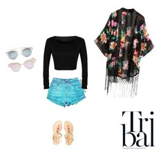 """""""Untitled #51"""" by nicoleaquilina on Polyvore featuring Lilly Pulitzer, Christian Dior and Le Specs"""