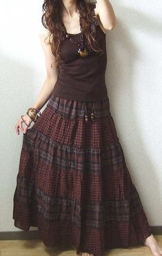 Bohemiam Dress style (interesting article)
