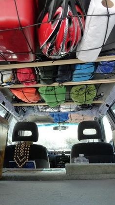 crv roof storage.