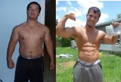 Isagenix before & after