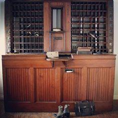1800's Post Office @heartlandvestige