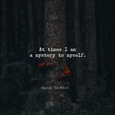 Sometimes I cant solve myself #Mystery