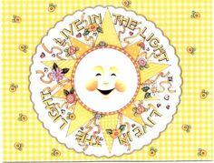 sunshine - Mary Engelbreit