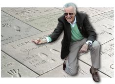 IT'S ABOUT TIME! DURING COMIC-CON WEEK, STAN LEE IS FINALLY GETTING A HANDPRINT CEREMONY AT THE FAMOUS CHINESE THEATER IN HOLLYWOOD – The Con Guy