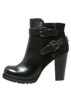 Low Boots Anna Field Bottines à plateau - black noir: 50,00 € chez Zalando (au 08/09/16). Livraison et retours gratuits et service client gratuit au 0800 915 207.