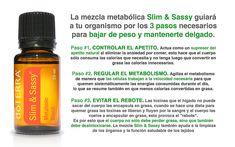 Slim & Sassy de DoTerra® | essentialoils people