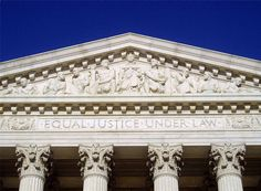 TIL the phrase 'Equal justice under law', engraved on the front of the US Supreme Court building, was proposed by architect Cass Gilbert because the words fit perfectly into the designated area Supreme Court Building, Us Supreme Court, Cannabis, Neoclassical Architecture, Family Court, State Court, Washington Dc, Equality, Donald Trump