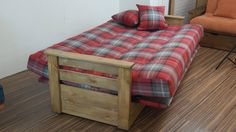 Boston 3 seat simple to convert into a good size double bed