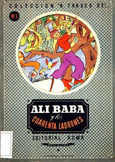 Alí Babá (Personaje de ficción). Alí Babá y los cuarenta ladrones [19--?]
