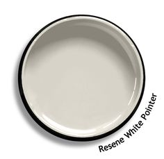 Resene White Pointer is a diffused neutral - stark off-white with a hint of black.