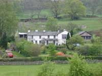 The real Castle Cottage, where Mr. and Mrs. Heelis (Beatrix Potter) lived happily ever after
