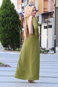 Aymira Elbise Yeşil