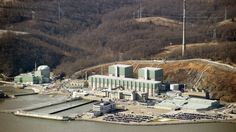 nuclear power plant in Peach Bottom, PA